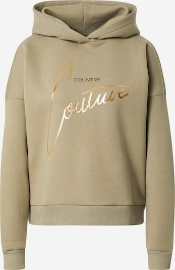 Guido Maria Kretschmer Collection Sweatshirt 'Nola' in grün, Produktansicht