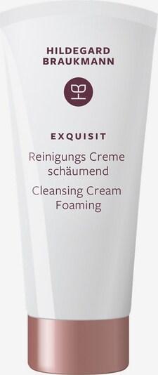 Hildegard Braukmann Reinigungscreme 'Exquisit Schäumend' in creme, Produktansicht