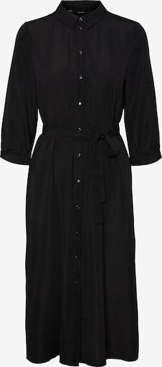 Vero Moda Curve Vestido camisero 'Cara' en negro, Vista del producto
