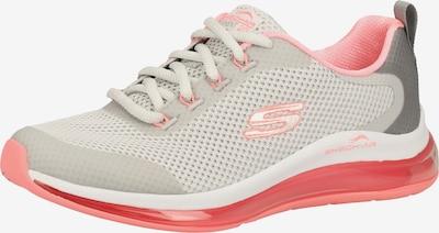 SKECHERS Sneaker in grau / dunkelgrau / rosa, Produktansicht