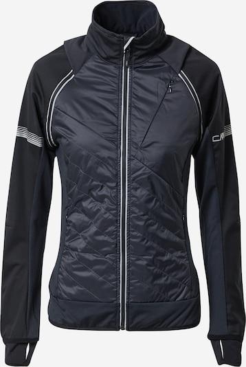 CMP Outdoor jakna u crna / bijela, Pregled proizvoda