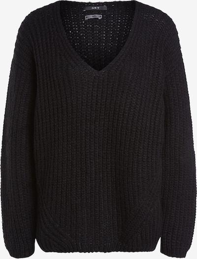 SET Pullover in schwarz, Produktansicht