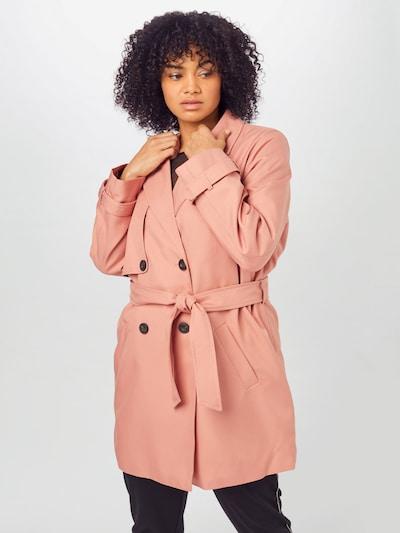 rózsa Vero Moda Curve Átmeneti kabátok 'CELESTE', Modell nézet