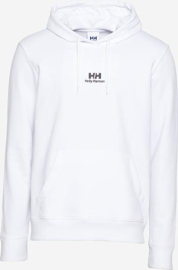 Bluză de molton 'YU20 LOGO HOODIE' HELLY HANSEN pe alb, Vizualizare produs