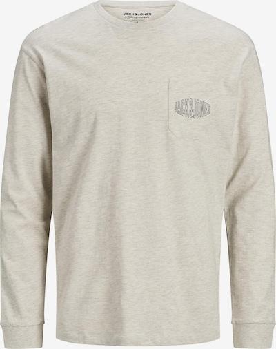 JACK & JONES Shirt in de kleur Grijs gemêleerd, Productweergave