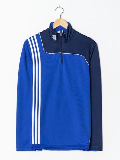 ADIDAS Sweatshirt in M in saphir, Produktansicht