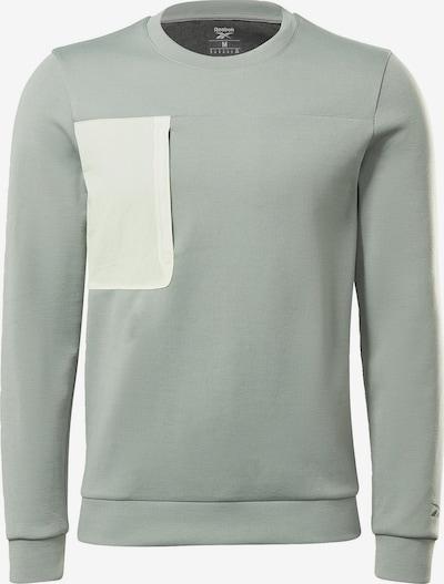 Reebok Classics Sweatshirt in de kleur Pastelgroen, Productweergave