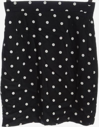 Yorn Minirock in M in schwarz / weiß, Produktansicht
