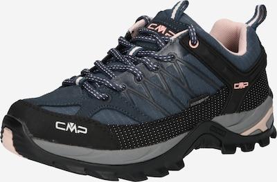 CMP Trekkingschuh 'Riegel' in nachtblau / hellpink / schwarz, Produktansicht