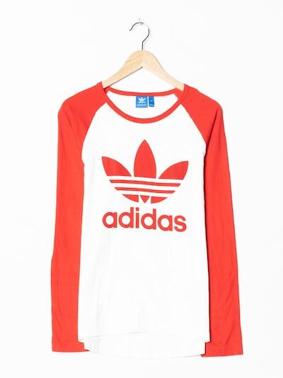 ADIDAS Sport T-Shirt in S-M in weiß, Produktansicht