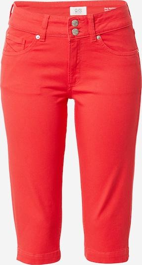 Q/S by s.Oliver Jeans in orangerot, Produktansicht