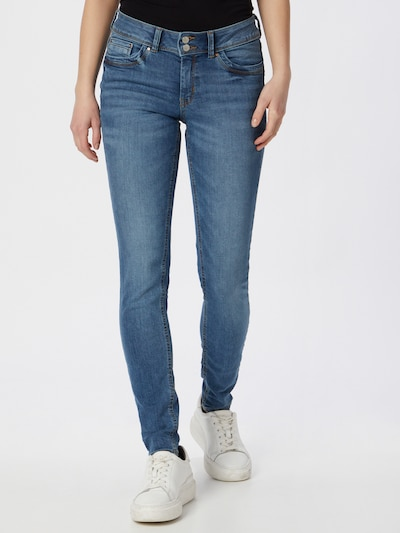 TOM TAILOR DENIM Jeans  in blau, Modelansicht