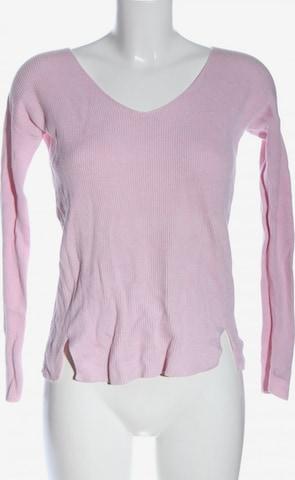 DELICATELOVE Sweater & Cardigan in XS in Pink