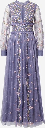 Frock and Frill Evening dress in Beige / Blue / Light green / Pink, Item view