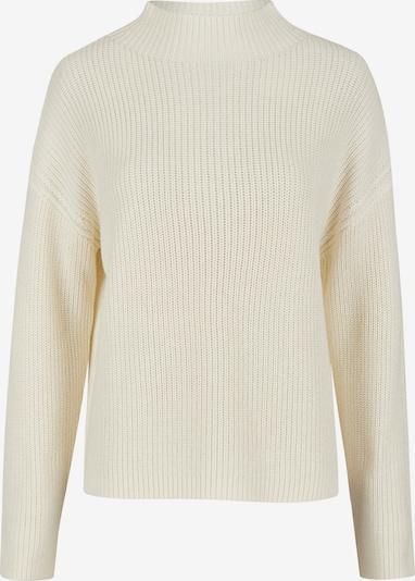 DANIEL HECHTER Pullover in wollweiß, Produktansicht