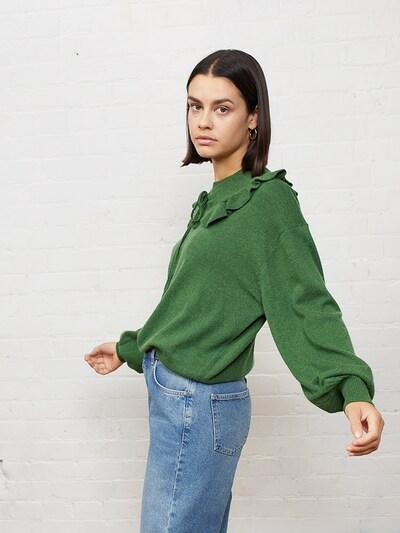 Aligne Sweater 'Eva' in Green, Item view