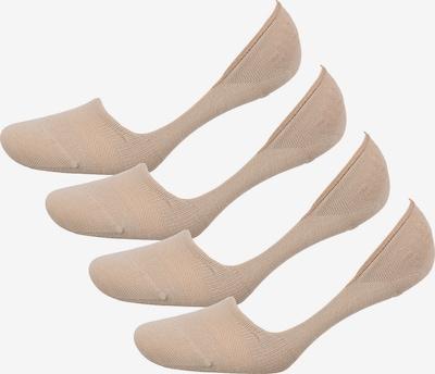 camano Füßlinge in sand, Produktansicht