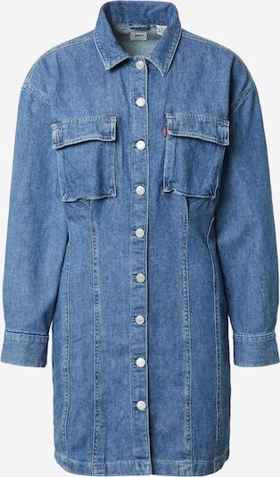 LEVI'S Košulja haljina 'BRAELYN' u plavi traper, Pregled proizvoda