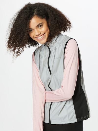 ENDURANCE Sports Vest 'Rumey' in Grey / Black, View model