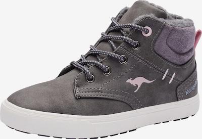 Pantofi 'Kavu X' KangaROOS pe gri / rosé, Vizualizare produs