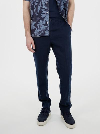J.Lindeberg Nohavice s pukmi 'Sasha' - námornícka modrá, Model/-ka