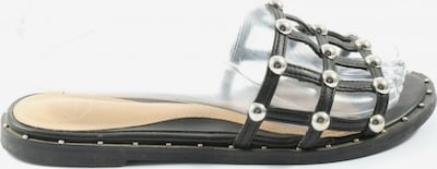 Missguided Komfort-Sandalen in 37 in schwarz, Produktansicht