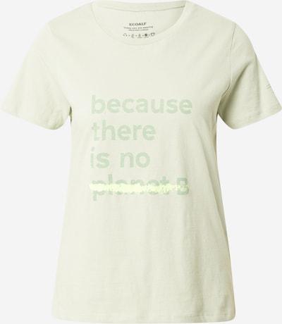 ECOALF Тениска в пастелно зелено / светлозелено, Преглед на продукта