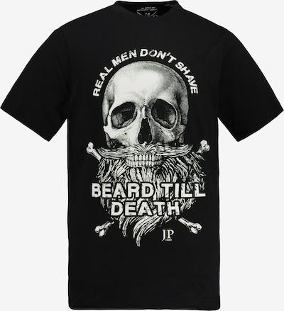JP1880 Shirt in de kleur Zwart / Wit, Productweergave