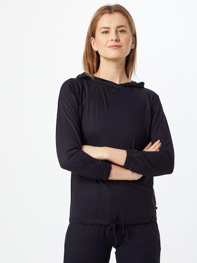 Marika Sport-Pullover 'Hermosa' in schwarz: Frontalansicht