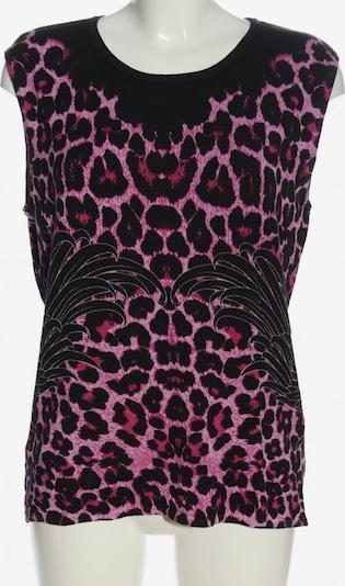 IMAGINI Stricktop in XXL in lila / pink / schwarz, Produktansicht