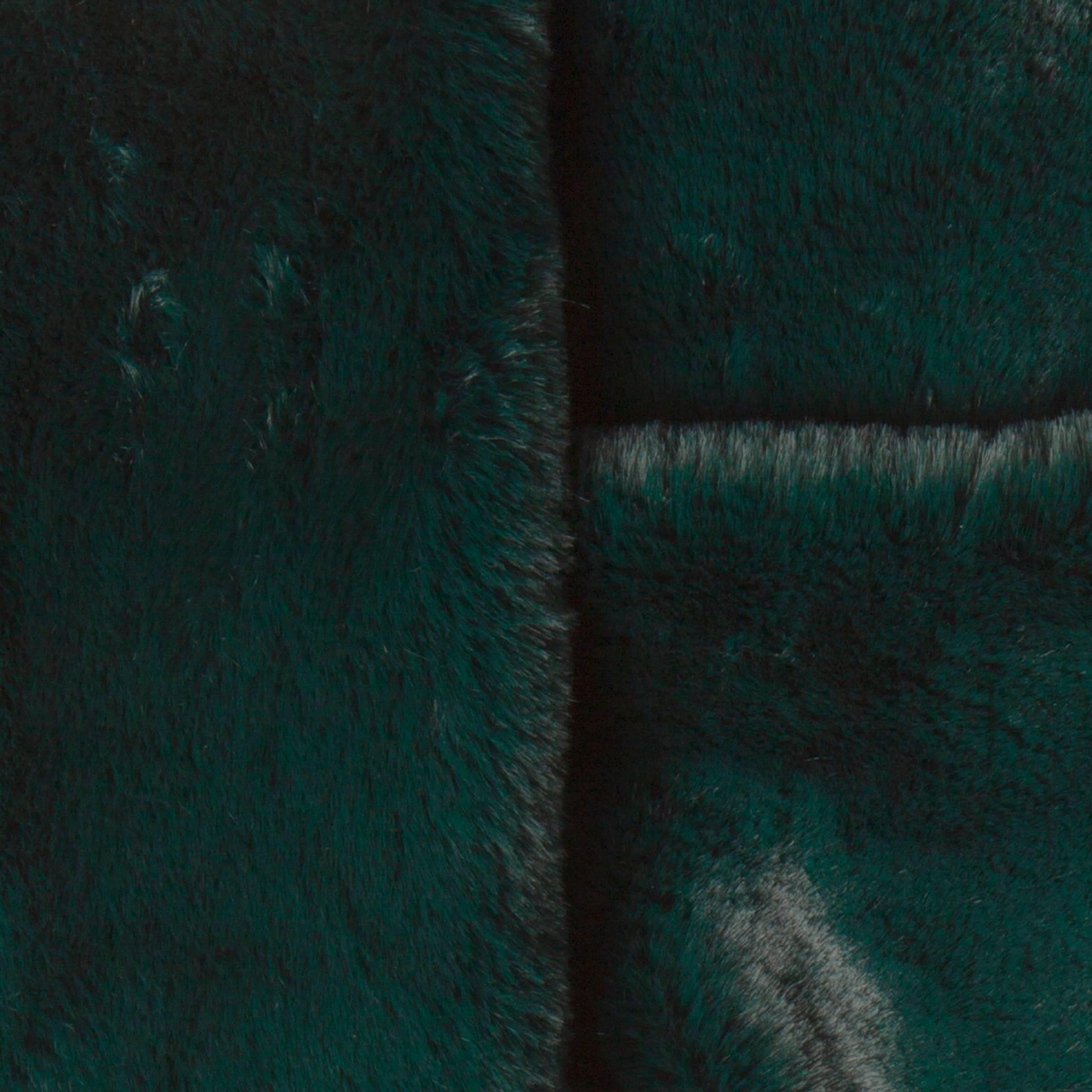CODELLO Loop in dunkelgrün