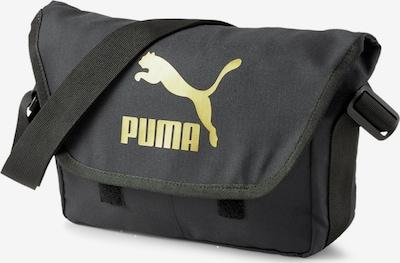 PUMA Schoudertas in de kleur Goud / Zwart, Productweergave