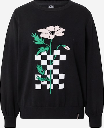 Santa Cruz Sweater in Black