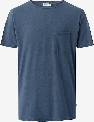 MÁ Hemp Wear Shirt 'Hovito' in Blau