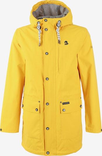 Schmuddelwedda Übergangsjacke in gelb, Produktansicht