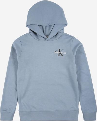 Calvin Klein Jeans Sweatshirt in de kleur Smoky blue, Productweergave