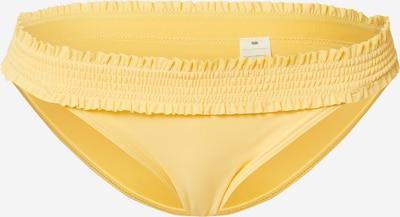 sárga HOLLISTER Bikini nadrágok 'NA SMOCKED', Termék nézet