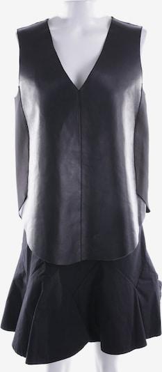 Derek Lam Lederkleid in S in schwarz, Produktansicht