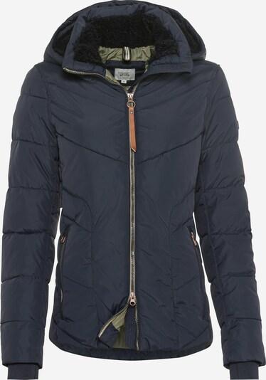 CAMEL ACTIVE Winter Jacket in Dark blue, Item view