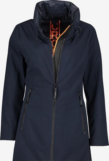 Betty Barclay Outdoorjacke mit Stehkragen in dunkelblau, Produktansicht