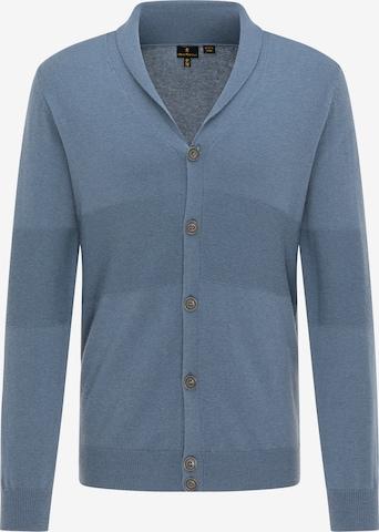 Vestes en maille DreiMaster Klassik en bleu