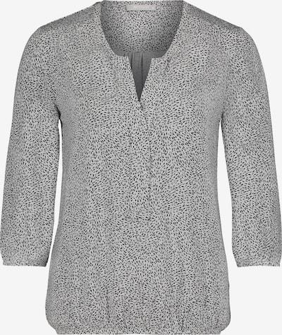 Betty & Co Shirt in grau / schwarz, Produktansicht