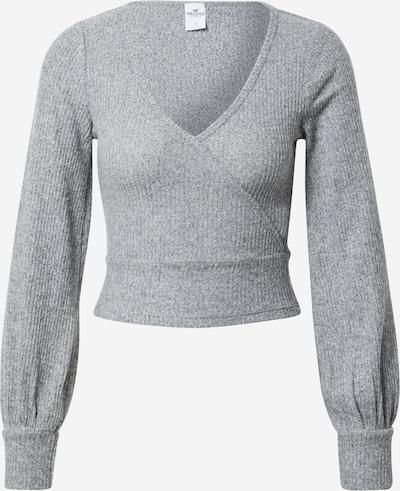 HOLLISTER Тениска в сив меланж, Преглед на продукта