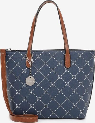 TAMARIS Shopper ' Anastasia ' in de kleur Blauw, Productweergave
