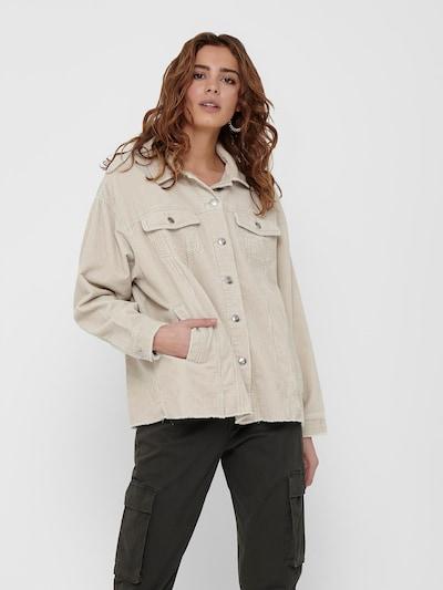 ONLY Blouse 'Bitten' in Grey, View model