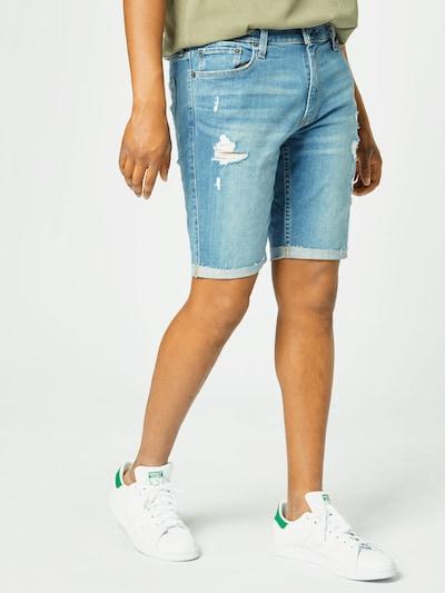 HOLLISTER Jeans i blå denim, På modell