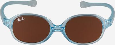 Ray-Ban Lunettes de soleil '0RJ9187S' en bleu clair / pueblo / blanc, Vue avec produit