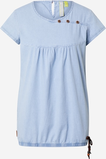 Tricou 'Summer' Alife and Kickin pe albastru deschis, Vizualizare produs