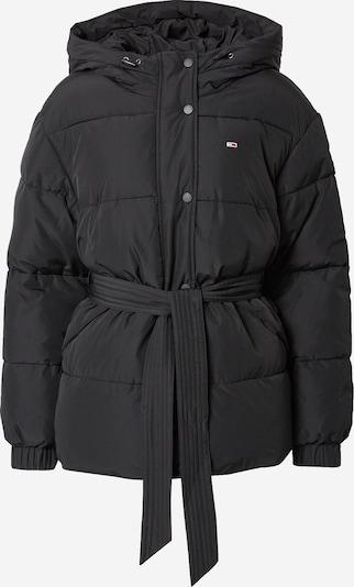 Tommy Jeans Jacke in schwarz, Produktansicht