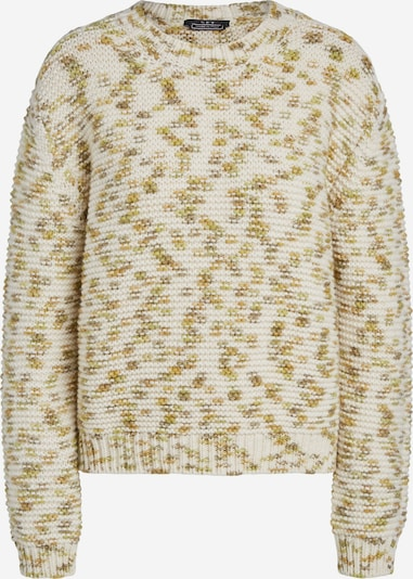 SET Pullover in sand / schilf / weißmeliert, Produktansicht